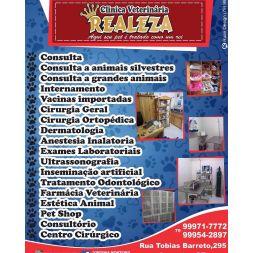 Realeza Clinica Veterinária