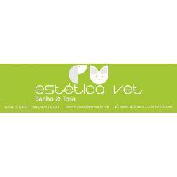 Estética Vet - Banho e Tosa