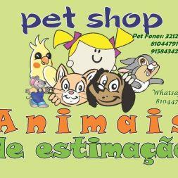 Pet Shop Animais de Estimação