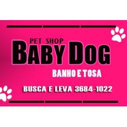 Baby Dog Banho e Tosa