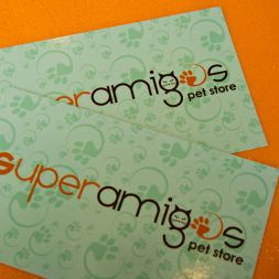 SUPER AMIGOS PET STORE